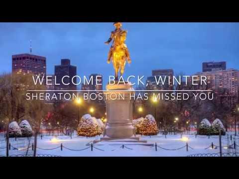 Sheraton Boston Winter '16 & '17