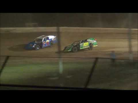 Legendary Hilltop Speedway AMRA Modified Feature 8-18-2017