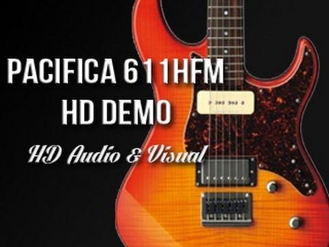 Yamaha Pacifica 611HFM Demo - Nick Ioannou
