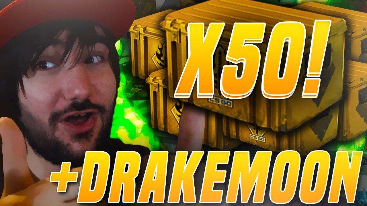 ABRIENDO X50 SPECTRUM !! + DRAKEMOON + EPIC SORTEO ...  ABRIENDO X50 SP...