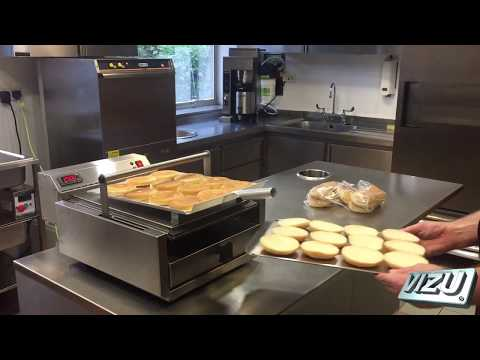 Vizu Equipment - Batch Bun Toaster