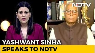 BJP Better Than Opposition At Forming Alliances, Says Yashwant Sinha