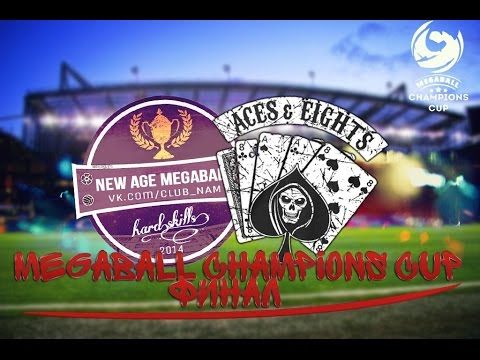 Megaball Champions Cup: New Age Megaball - Aces & Eights