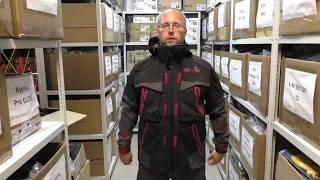 Видеообзор мембранного костюма для рыбалки Norfin Pro Dry 2