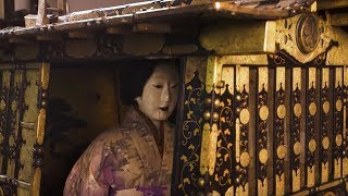 Conservation: Japanese Palanquin