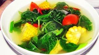 LUAR BIASA!! 20 Manfaat dan Khasiat Sayur Bening untuk Kesehatan