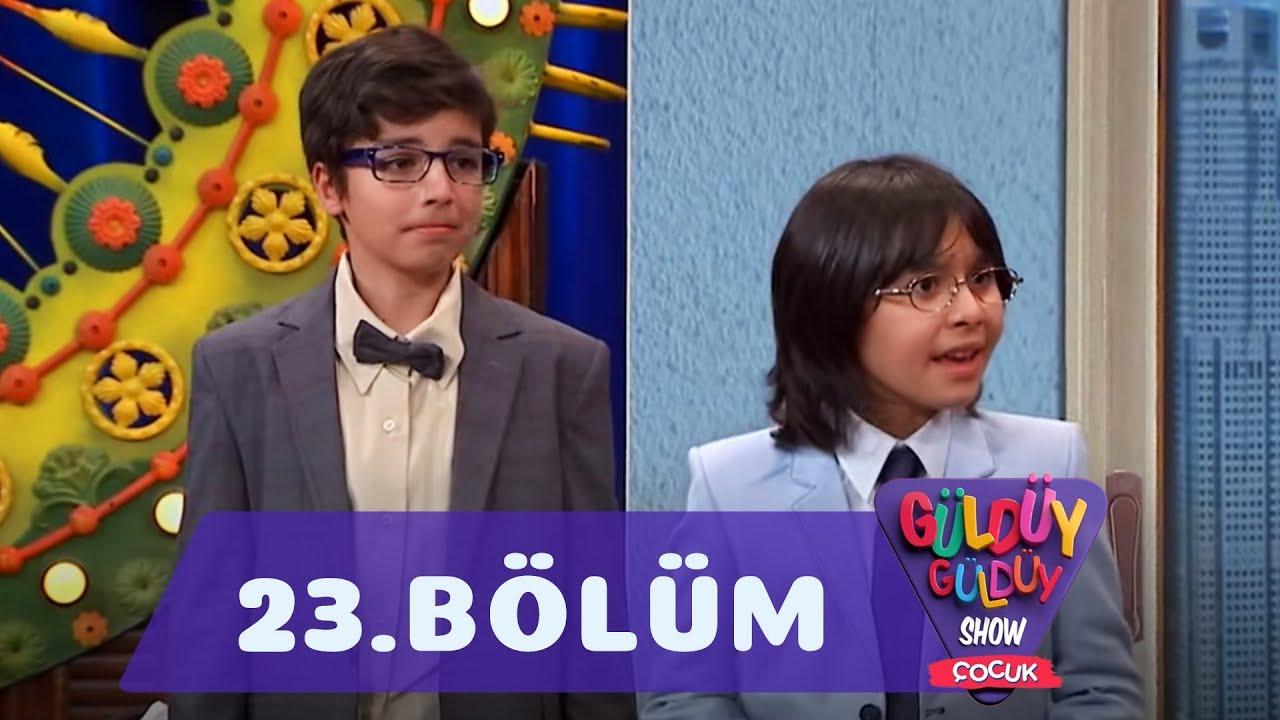 Güldüy Güldüy Show Çocuk 23.Bölüm (Tek Parça Full HD)