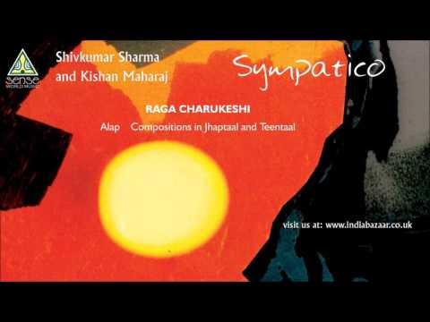 Shivkumar Sharma & Pandit Kishan Maharaj: Sympatico (Raga Charukeshi) Live at Saptak Festival