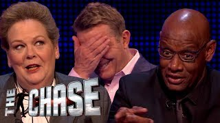 The Chase | Best Moments of the Week Including Twisted Logic and Air Kisses