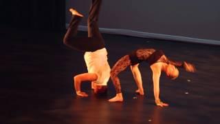 5 Brett & Alix: Theatrical Acro Yoga & Gymnastics Fusion