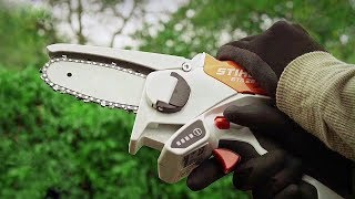 AMAZING CHAINSAWS AND CUTTING MACHINES THAT ARE ON A BRAND NEW LEVEL