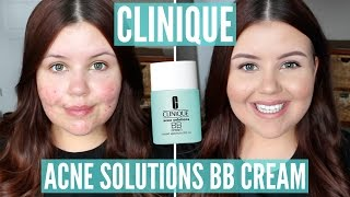 First Impressions | Clinique Acne Solutions BB Cream SPF 40 (Acne/Scarring)