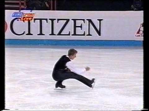 Neil Wilson GRB - 1997 European Championships LP