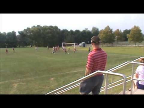 Saucon Valley vs Fleetwood Girls Soccer August 29, 2015