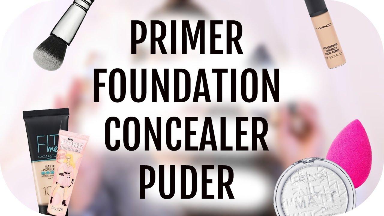 Guideline Für Make Up Anfänger Welche Foundation Passt Zu Mir