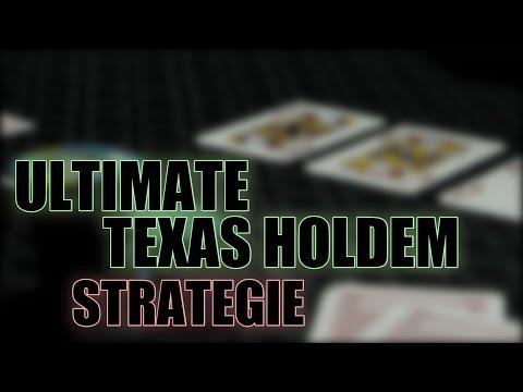 Ultimate Texas HoldEm Strategie
