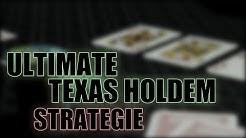 Ultimate Texas Hold'Em Strategie