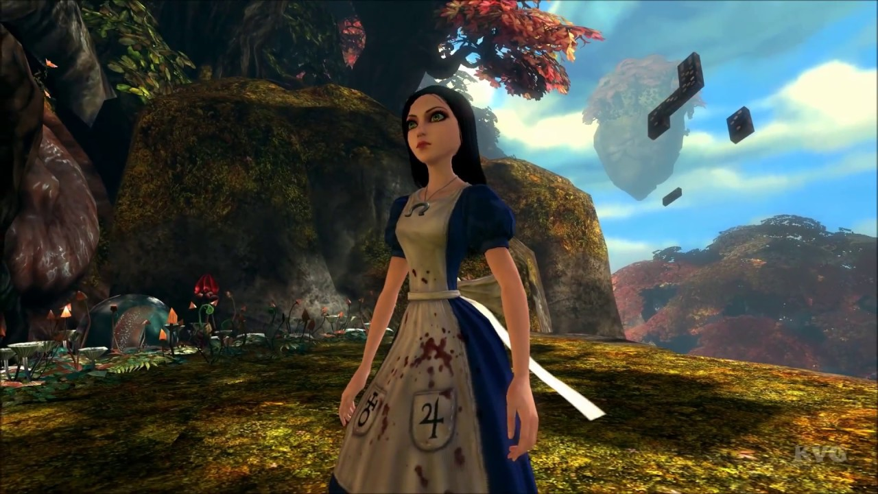 alice madness returns activation key error