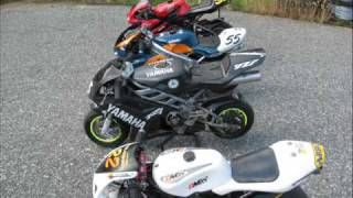 Video MINI MOTO 50 cc vs. 600 cc Crazy Minibike Stunts and Race   MINIBIKE world GP download MP3, 3GP, MP4, WEBM, AVI, FLV Desember 2017