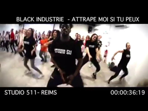 Black Industrie - Attrape moi si tu peux (Viral Dance International)