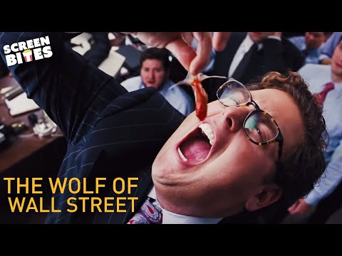 The Best Of Jonah Hill | The Wolf Of Wall Street | SceneScreen