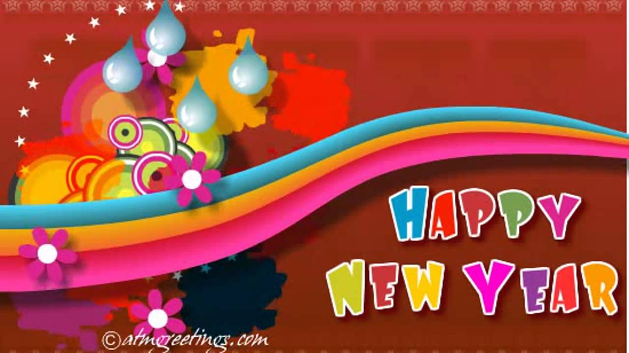 happy new year 2018 wishes sweetheart ecards greetings card video whatsapp 07 07 youtube