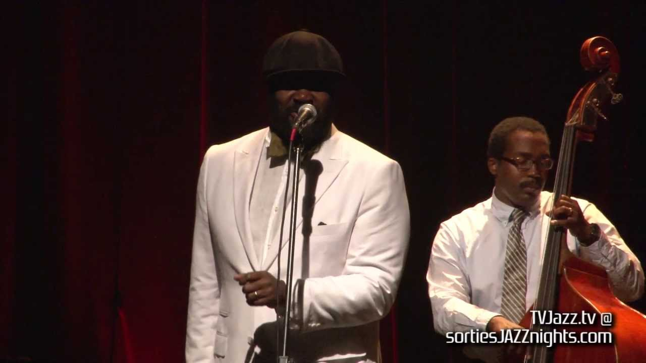 Gregory Porter | On My Way To Harlem - Montreal | The Best!