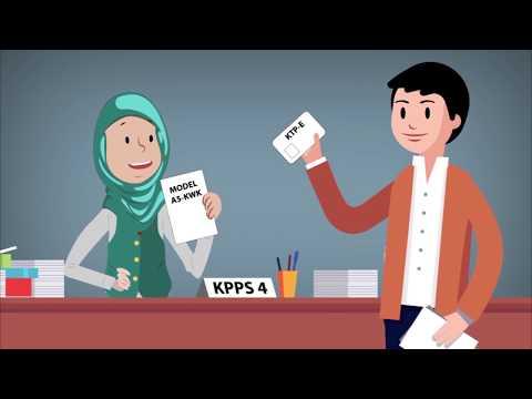 Video Panduan Pemungutan Dan Penghitungan Suara Pemilihan Serentak 2018