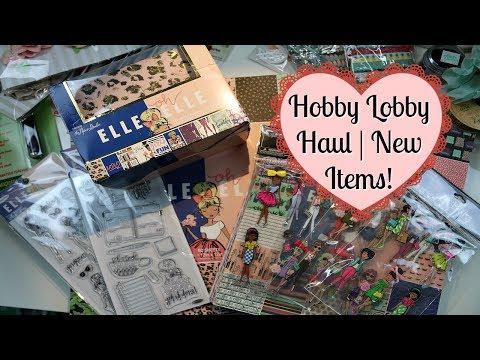 HOBBY LOBBY HAUL | ELLE OH ELLE LINE!