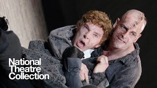 Official Frankenstein Trailer Benedict Cumberbatch + Jonny Lee Miller | National Theatre Collection