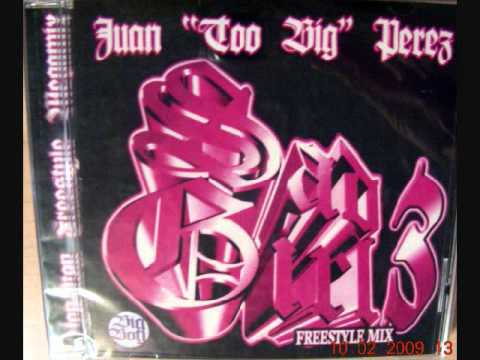 Sad Girl 3 - Juan Too Big Perez, 2Big, Chicago Latin Freestyle Mix, Mi Vida Loca