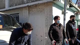 북인천라이온스클럽 한희진회장 인사말 연탄봉사 추운겨울 …