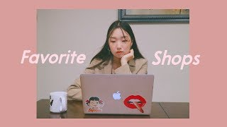 WHERE I BUY K-BEAUTY 🛍️ MY FAV SHOPS