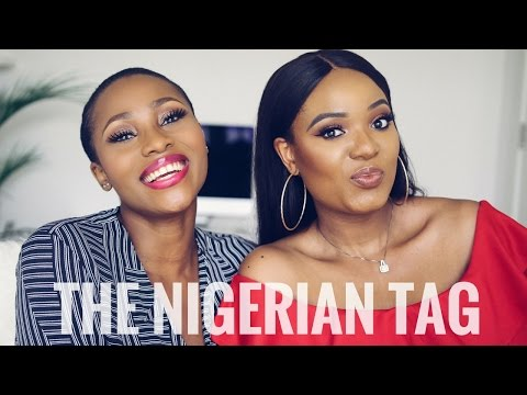 DO NIGERIANS LIVE IN HOUSES? | THE NIGERIAN TAG FT OMABELLETV | DIMMA UMEH