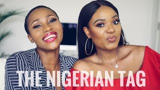 DO NIGERIANS LIVE IN HOUSES?   THE NIGERIAN TAG FT OMABELLETV   DIMMA UMEH
