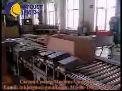 Carton Coding Machine/CYCJET case coder/carton inkjet printer/carton coder/box coder