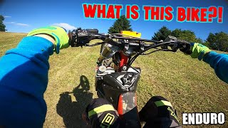 Dirt Bike Vs Everything - Freeriding With Stolen Motorcycle 2021