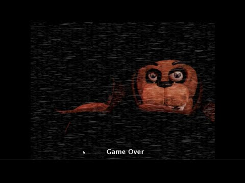 Five Nights at Freddy's 2 and 3 - Game Over Sound Effect ...