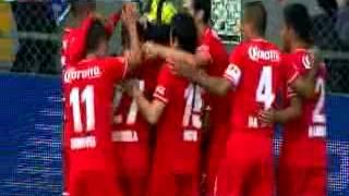 #VideoGolCFI Toluca 1 | 0 Cruz Azul ¡Gol de Oscar Rojas!