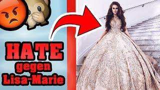 HATE GEGEN LISA-MARIE SCHIFFNER! | Luca Kumm