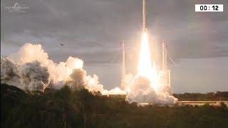 Arianespace Flight VA238 / Hellas Sat 3-Inmarsat S EAN and GSAT-17