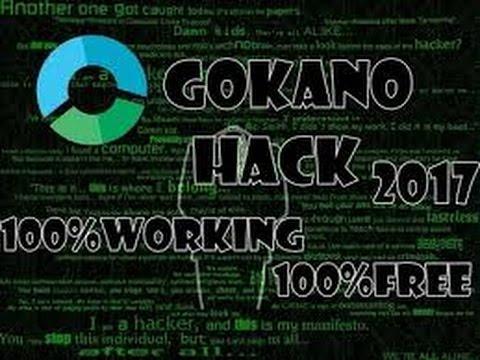 Gokano Hack The java script