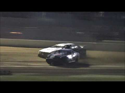 Tyler Sistrunk Motorsports - North Florida Speedway - Heat Race Win - 9-10-2016