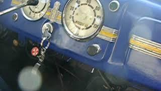 Москвич 400/401.  Тест драйв...  1953 года выпуска...Автомобили СССР