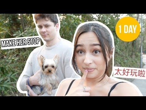 I Spoke ONLY Cantonese For A Day! (He Hates Me)