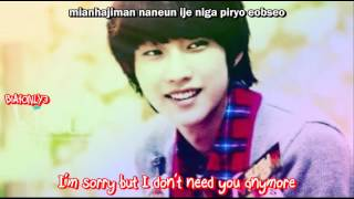 B1A4 Feeling [Eng Sub + Romanization + Hangul] HD MP3