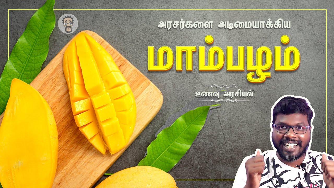 மாம்பழத்தின் வரலாறு | History of Mango | Unavu Arasiyal | BigBang Bogan