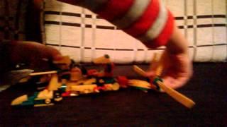 Lego Scorpion от #EgoLego