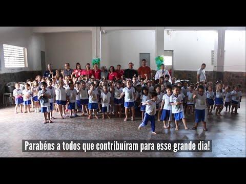 Entrega de donativos a Creche João Moura em Campina Grande