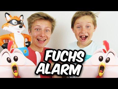 HOSE RUNTER - Wenn die Hose fällt - Fuchs Alarm - TipTapTube Spielzeug